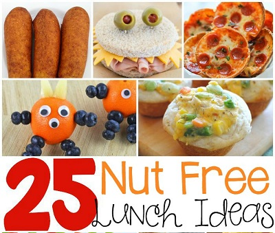 Recipes Projects More 25 Delicious Nut Free School