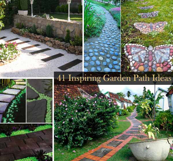 top 28 garden paths inspiring designs and diy garden