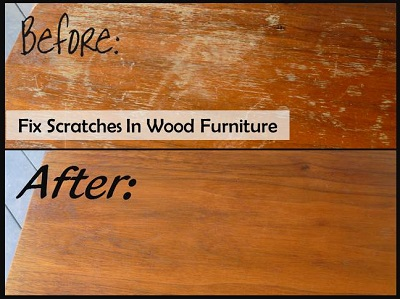 Recipes Projects More Fix Scratches In Wood Furniture
